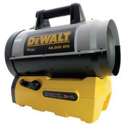 DeWalt Cordless Propane Forced Air Heater DXH70CFAV