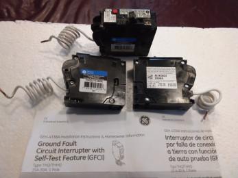 Ground Fault Circuit Breakers