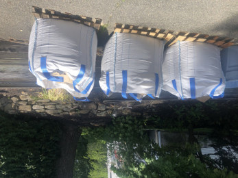 1 Ton Concrete Sand Bags