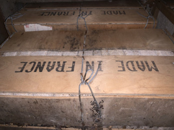 Antique French Limestone Tiles