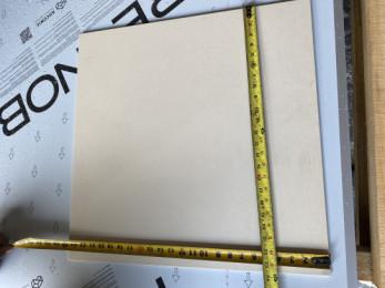 "24"" X 24"" Crema Honed Tiles"