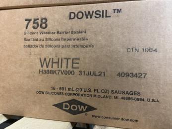 DOWSIL 758 white