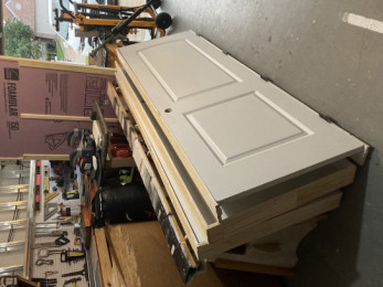 """8'x32"""" S.C. Prehung interior door"""